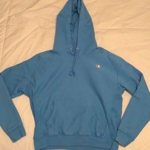 Sky Blue Champion Sweatshirt